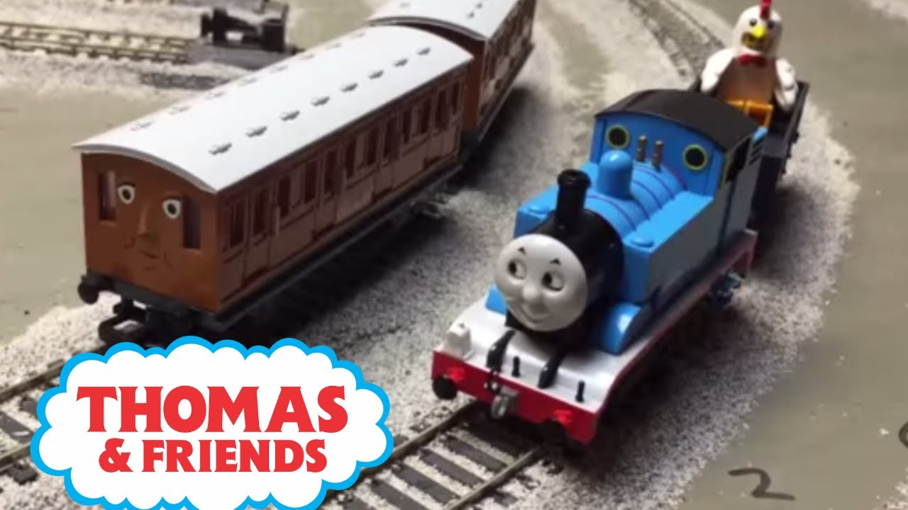 THOMAS & FRIENDS TRAINS Emily, James, Percy, Gordon, Salty, Mavis, HO Scale  Trains