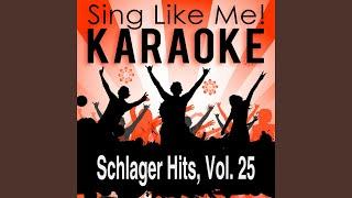 Chic siehst du aus (Karaoke Version) (Originally Performed By Atlantis)