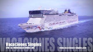 Cruceros en Barco Epic de Norwegian cruise