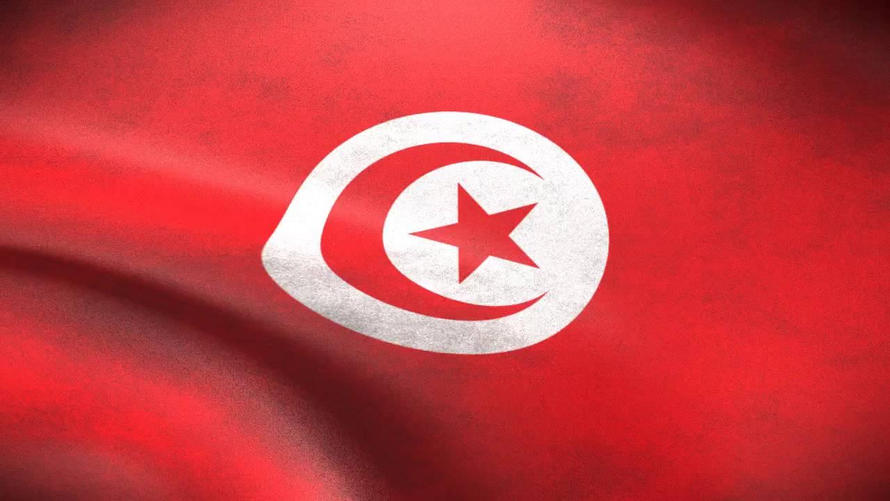 la tunisie drapeau