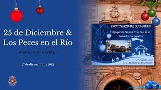 25 de diciembre - Los Peces en el Río A.M. Ntra. Sra. de la Soledad y Sto. Sepulcro