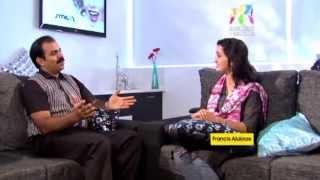 Interview of Dr Cijo Jos By Gopika Rani in Vanitha  Mazhavil Manorama 10 01 2013