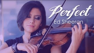 PERFECT (Ed Sheeran) 💿en VIOLÍN!!! / Martha Psyko