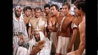 MESSALA BETS ON THE CHARIOT RACE, BEN HUR 10959 Stephen Boyd