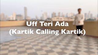 Uff Teri Ada || WCDA || SIDDHESH - Ft. NIDHI M