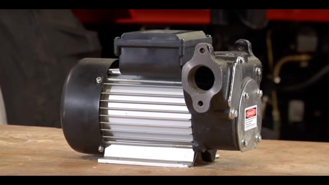 Roughneck Cast Iron Diesel Fuel Transfer Pump