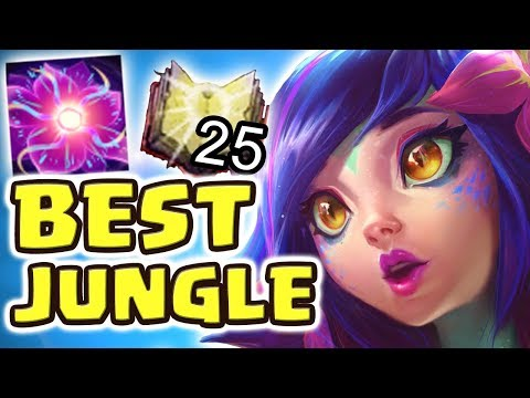 THE BEST JUNGLER EVER CREATED | NEW NEEKO JUNGLE SPOTLIGHT (32 kilIs) | RIOT RELEASED A MONSTER!!