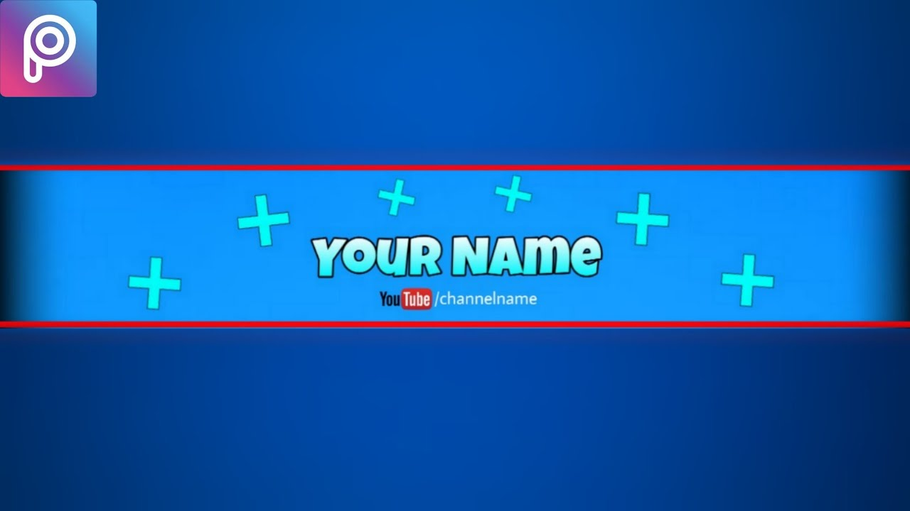 There's the design itself, but also the question of sizing. How To Make Cool Youtube Channel Banner In Picsart Youtube Channel Art Android Youtube