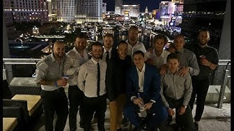 JGA Las Vegas 2016 in der Cosmopolitian Suite