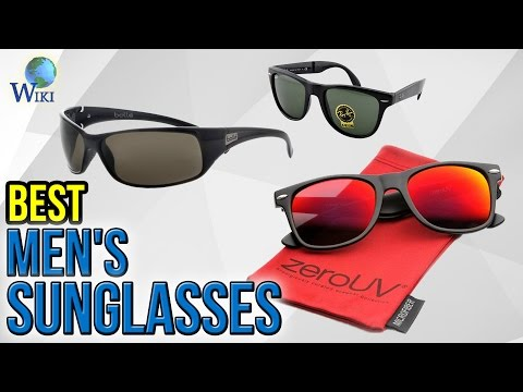 10 Best Men's Sunglasses 2017