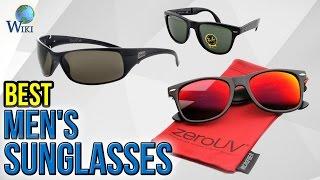 10 Best Men's Sunglasses 2017