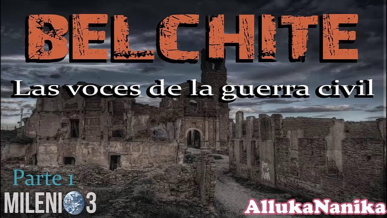 Milenio 3 - Belchite parte 1 - YouTube