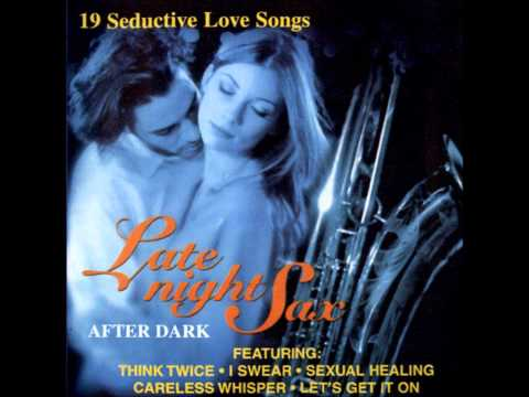 Various Late Night Sax After Dark - Your Love Is King