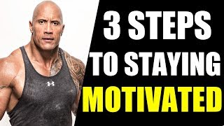 3 Powerful Ways to Motivate Yourself When You're in a Slump (Animated)