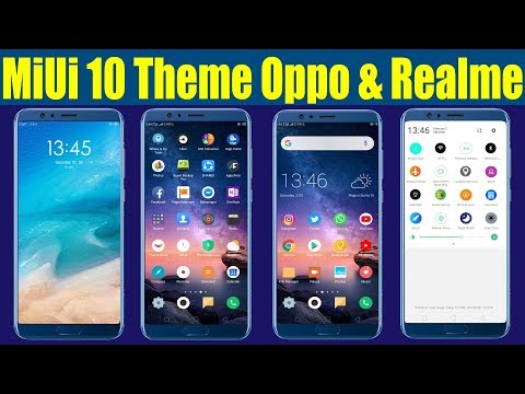 COLOR OS THEMES DOWNLOAD : OPPO THEME DOWNLOAD & REALME
