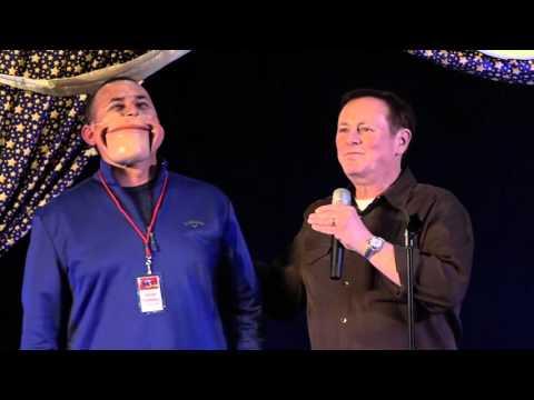 VENT-MASK with Ronn Lucas & Joel Hodgson