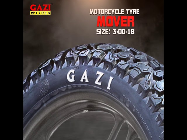 Gazi Motorcycle Tyre 'Mover'