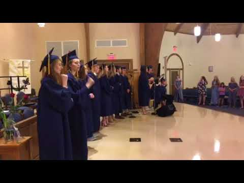 Charlottesville Area Homeschool Commencement 2018