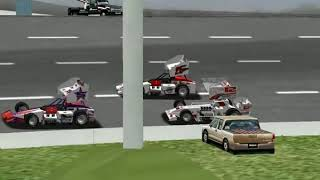 Online Supermodified Racing SUPRS Dion Parish Memorial