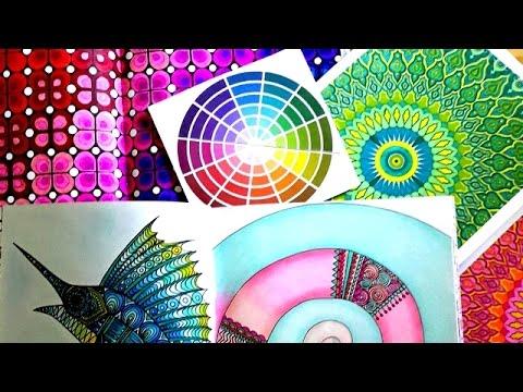 Coloriage Mandala Couleur.3 Coloriage Anti Stress Art Therapie Bien Choisir Ses Couleurs