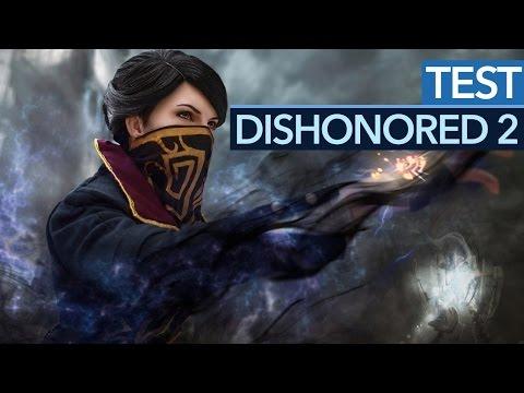 Dishonored 2 - Test-Video zum Schleichspiel des Jahres
