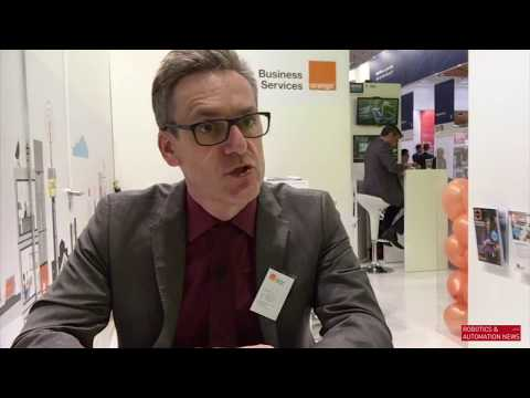 Orange Business Services at Hannover Messe