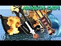ARR!! WELCOME TO BALDI'S.. Abandoned Pirate Ship.. | Baldi's Basics MOD: Baldi's Basics Pirates