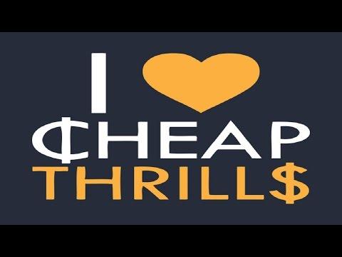 Cheap Thrills -- Sia ft. Sean Paul Remix ...
