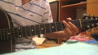 Ký ức về chiếc nhẫn cỏ Guitar cover by Mạnh Khùng