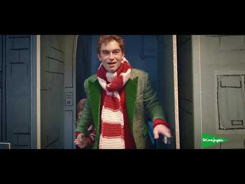 A Magia do Natal, está de volta ao El Corte Inglés!