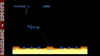 Genesis - Arcade Classics - Missile Command (1996)