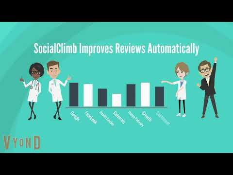 SocialClimb for Medical Practices