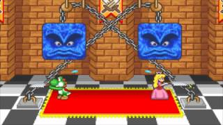 Mario Party Advance - Chain Saw