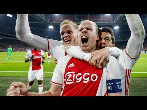 ᴴᴰ AFC Ajax • Europa League 2016/17 • Our Story (Updated Version)