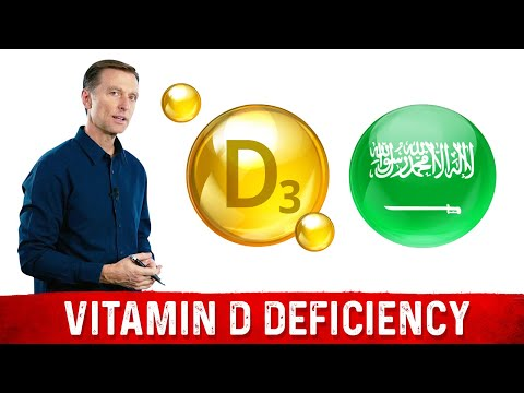 Why Does Saudi Arabia Have Such a Vitamin D Problem?