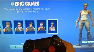 How to Get ALL EXCLUSIVE FORTNITE SKINS FREE (PS4, XBOX, PC ,SWITCH)!
