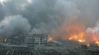 3rd Apocalyptic EXPLOSION ravage CHINA 121 Dead