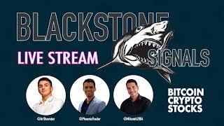 Bitcoin Talk — BlackStone Live Stream 21.03.2019