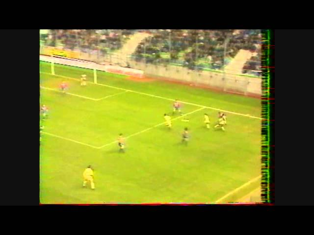 Caen - Nantes 93/94 28e journée
