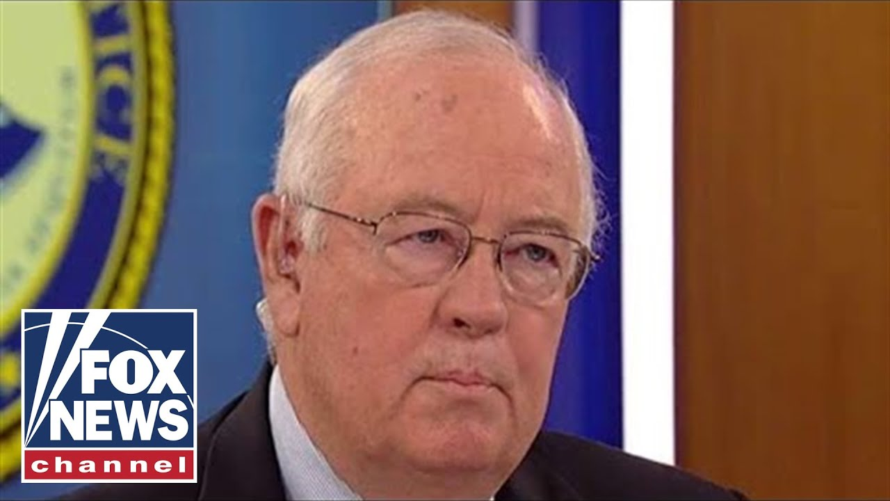 Ken Starr says what James Comey did was 'self-righteous'