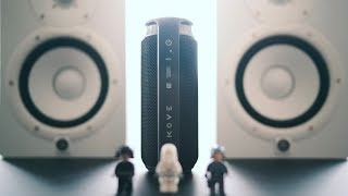 THE ONLY BLUETOOTH SPEAKER YOU NEED!