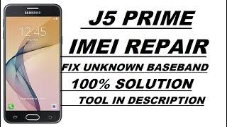 J5 pro baseband unknown