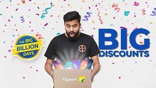 Flipkart's Big Billion Days Sale 2019: Best Smartphone Deals!