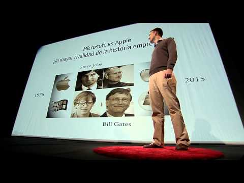 ¿Qué hemos aprendido integrando millones de datos en Internet?   Iván Gómez   TEDxGalicia