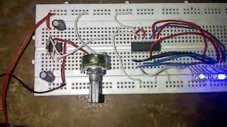 Running led pake ic 4017