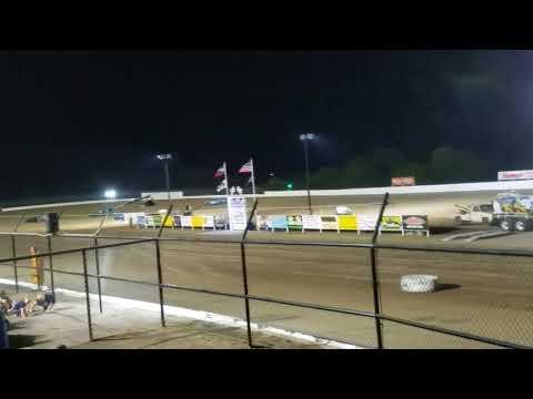 Grayson County Speedway Factory stock Heat 2 9-16-17