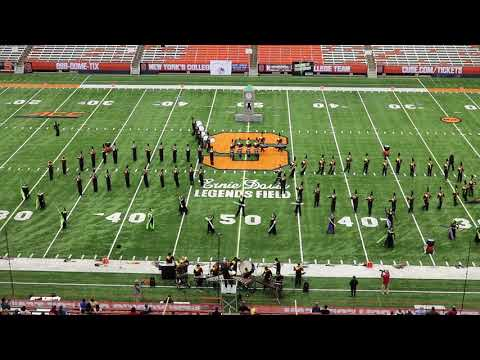THE WITCHING HOUR - Sachem Marching Band - Syracuse 2017