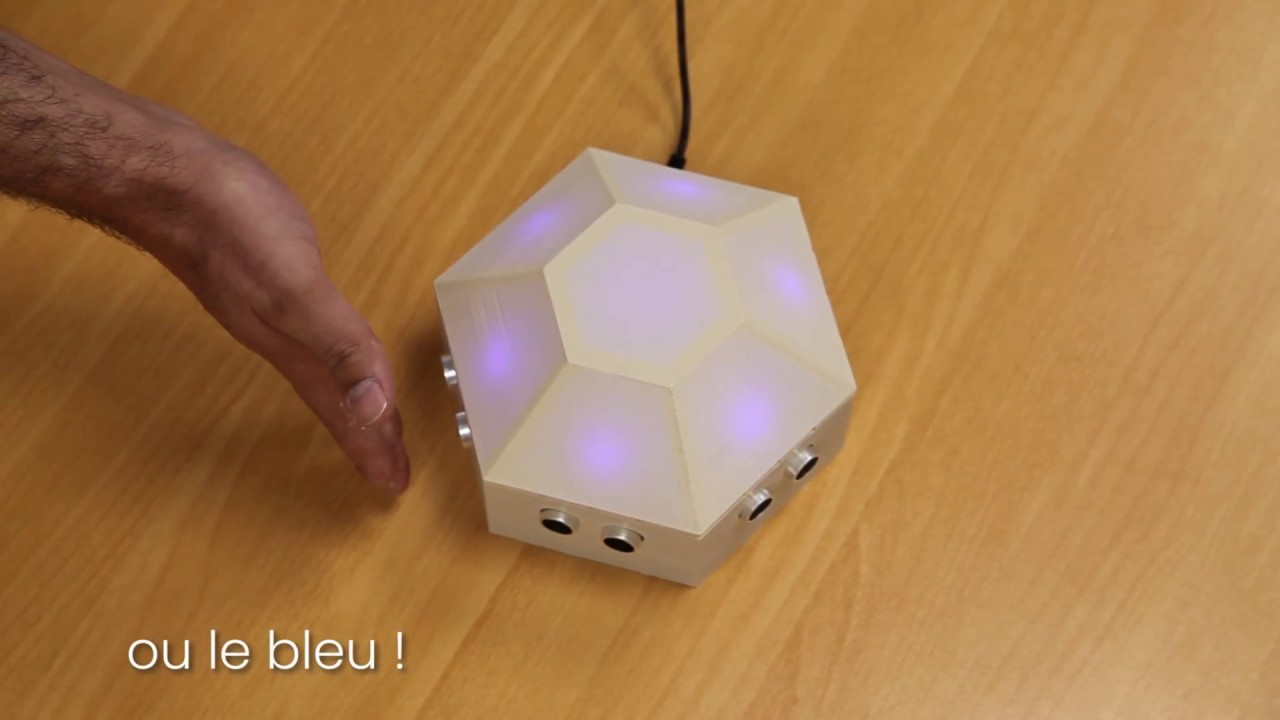 Création Tutoriel Arduino Lampe D'une Yfb6gy7