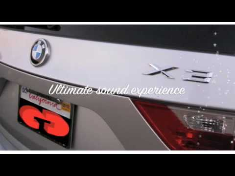 bmw x3 super install youtube. Black Bedroom Furniture Sets. Home Design Ideas