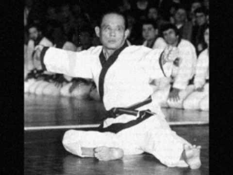 Gran Maestro Hwang Kee